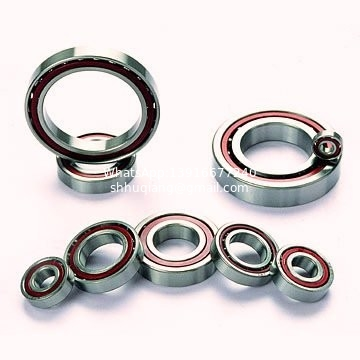 China Axial angular contact ball bearings 7602012-2RS-TVP distributor
